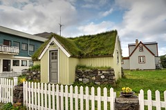 Tiny House (scrapping61) Tags: scrapping61 2016 iceland siglufjordur siglo house