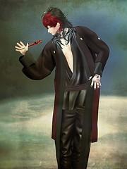 Dancer (Macoto Jonstone) (koro/carnell) Tags: sl dance show dancer