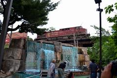 "Timber Falls Adventure Golf (Vinny Gragg) Tags: •template ""roadsideattraction"" ""roadsideattractions"" ""roadsidestatue"" ""roadsidegiants"" ""roadsidestatues"" ""roadsideoddities"" statues statue ""roadsideart"" giants dells thedells wisconsin wisconsindells wisconsindellswisconsin train trains engine locomotive loco choochoo railroad railway golf minigolf miniaturegolf timber falls adventure timberfalls waterfall waterfalls cp canadianpacific tree trees"