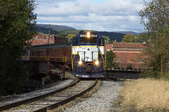 NBER-4 - Tyrone (Eric_Freas) Tags: nittany bald eagle railroad nber nber4 1804 tyrone pennsylvania pa