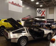 Virginia Coastal Auto Show Va Beach 2018 (MisterQque) Tags: delorean classiccar carshow autoshow coastalvirginiaautoshow