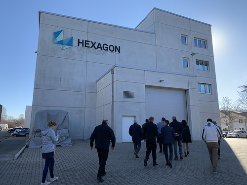 Hexagon Company visit (1)