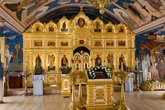 Яков Прокофьев. Храм Св.Николая, г.Брисбен (Австралия)