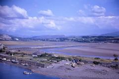 Cei Newydd Porthmadog Gwynedd 1964 (Martin Pritchard) Tags: pentrefelin prenteg porthmadog tremadog cricieth borth y gest gwynedd north wales old photos cob ffestinig railway