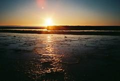 mollymook, may 2016 (kodacolorframes) Tags: shoalhaven southcoast nsw australia yashicat4 fujiproplusii100 35mm analogue beach pacific ocean