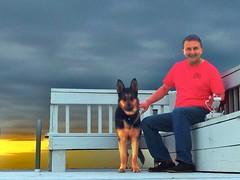Kennedy Imran Apollo Beach Home Sunset Drone Selfie First Day Of Spring 2019 - IMRAN™ (ImranAnwar) Tags: drone animals apollobeach clouds dji dog dusk entertainment florida germanshepherd imran imrananwar kennedy mansbestfriend outdoors pets phantom4 portrait selfie sunset tampabay