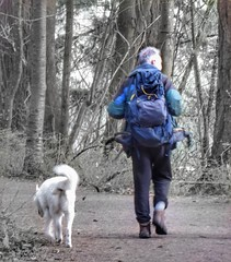 Backpacking in the Park (Oh Kaye) Tags: odc carrying backpack mttaborpark portland