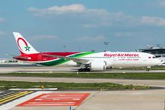 B787-9 / Royal Air Maroc / CN-RAM (Verco91) Tags: royalairmaroc b787 cnram boeing paris orly airport plane avion ram b7879