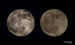 Moon Editing (Pat Kavanagh) Tags: moon beforeafter alberta canada editing labcolorspace lab