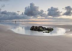 Changing light (irishman67) Tags: ireland wildatlanticway fermoyle fermoylebeach beach sunrise sand clouds seascape
