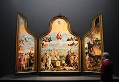 Lucas van Leyden. Last Judgment Triptych. 1527 (arthistory390) Tags: rijksmuseum