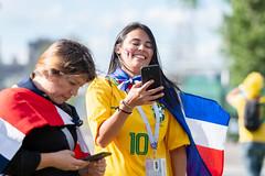 DSCF0022 (peter.n0thing) Tags: brazil football world cup russia 2018 soccer stadium saintpetersburg fans
