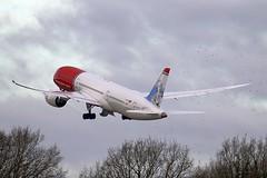 G-CJGI - LGW (B747GAL) Tags: norwegian boeing b7879 dreamliner lgw gatwick egkk gcjgi
