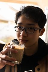 Home - Steamed latte (Cameron McGhie) Tags: new nikon nikond5300 light lightroom hdr art artsy fun arty maniacmcghie cameroncmghie edited streetphotography cameronmcghie cameron 2019 85mmf18 85mm filmcamera canon arizona az bokeh mcghiephotography mcghie timmy coffee latte cappuccino portrait milk
