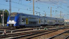 Z 24555/56 (328), Amiens - 11/07/2015 (Thierry Martel) Tags: z24500 amiens automotrice sncf