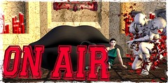 *OA-MEO* =FatPack= KissSofa (On Air)_001 (Mondi Beaumont) Tags: sofa couch lips colors onair work sleep afk brb single poses animations antievent anti event 12 adult deco pillows furniture posing animation oameo mesh