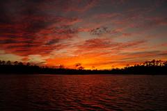 ...after the storm (Jim Atkins Sr) Tags: sunset spectacularsunsetsandsunrises cloudsstormssunsetssunrises clouds northcarolina northwestcreek sony sonyphotographing sonya58 creek cravencounty