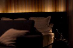 /| (○gus○) Tags: nikond750 850mm f14 180 room camera hotel albergo bedroom letto pillow cuscino yellow giallo brown marrone poznań poland polonia ilonnboutiquelimanowskiego ʂ