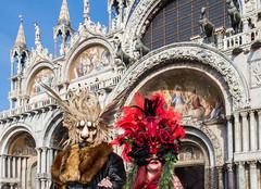 Lion of San Marco (werner boehm *) Tags: wernerboehm carnivalofvenice sanmarco maske lion architecture