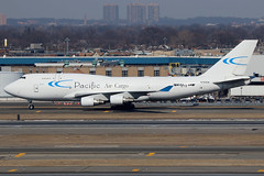 "N703CK | Boeing 747-412(BCF) | Pacific Air Cargo / Kalitta Air ""Beti Ward 1"" (cv880m) Tags: newyork jfk kjfk kennedy aviation airliner airline aircraft airplane jetliner airport n703ck boeing 747 744 747f 74f 747400 747412 bcf freighter freight cargo aircargo jumbo pacificaircargo kalitta connie betiward1 beti ward"