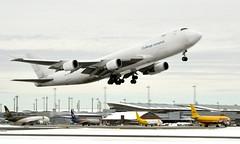 CAL 4X-ICA, OSL ENGM Gardermoen (Inger Bjørndal Foss) Tags: 4xica cal cargo boeing 747 osl engm gardermoen