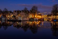 A0193412 (rpajrpaj) Tags: amsterdam cityscape nederland nederlandvandaag netherlands city sunrise bluehour thebluehour