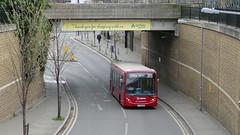 Thank You For Shopping With Arriva (londonbusexplorer) Tags: metroline travel adl enviro 200 dart ens4 lj07edp 393 clapton pond chalk farm tfl london buses