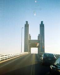 bridge (pineconemonk) Tags: kodak pocket instamatic 10 lomomo tiger 200 110 expired film analog toy c41