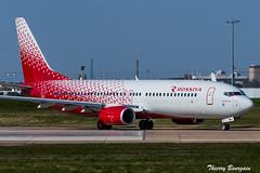 [ORY] Rossiya Boeing 737-800 _ VQ-BWJ (thibou1) Tags: thierrybourgain ory lfpo orly spotting aircraft airplane nikon d810 tamron sigma rossiya boeing boeing737 b737 b737800 b738 vqbwj takeoff kaliningrad