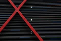 X (jhnmccrmck) Tags: jhnmccrmck x architecture lines linear xmarksthespot urban melbourne southbank fujifilm xt1 classicchrome victoria xf1855mm carpark