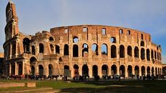 Colosseum, 80 AD, Rome. (Nik V_I) Tags: colosseum romanarchitecture roma rome italia ancientarchitecture travel europe nikon