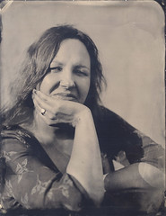 Philomène II (Troisième type) Tags: portrait collodion humide wetplate 180mm busch pressman 4x5 lelabodutroisième