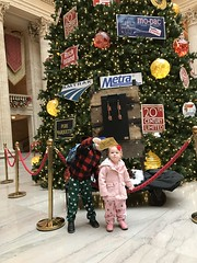 "Christmas Tree at Union Station • <a style=""font-size:0.8em;"" href=""http://www.flickr.com/photos/109120354@N07/45527498375/"" target=""_blank"">View on Flickr</a>"