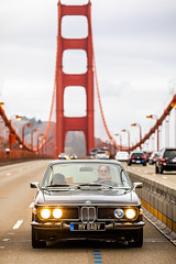 Across the Golden Gate (Thomas Hawk) Tags: 30cs america bmw bmw30cs bmwe9 bavarianmotorworks bayarea california chloe e9 goldengatebridge sf sfbayarea sanfrancisco scottjordan standardpoodle usa unitedstates unitedstatesofamerica westcoast auto automobile bridge car classiccar dog poodle sharknose ultimatedrivingmachine vintagecar werks us fav10 fav25 fav50 fav100