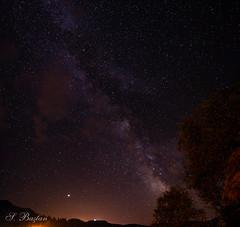 Gören gözler için işaretler var orada. (There are signs over there for the eyes that can see.) (SBastan) Tags: samanyolu milkyway yıldızlar stars starynight yıldızlıgökyüzü serhatbaştan nikond610 tamronsp2470mmf28divcusd nightphotography gecefotoğrafçılığı gece night gecegökyüzü gecerenkleri nightsky nightcolors