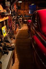 Hobbies (Bert CR) Tags: hobbies garage shop museum greyroots greyrootsmuseumandarchives vintage car vintagecar