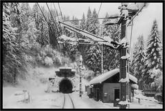 "Winter at Bosrucktunnel ("" Wiener Schule "") Tags: öbb oebb obb austria ardning bosruck bosrucktunnel tunnel eisenbahn railway railroad pyhrnbahn pyhrn"