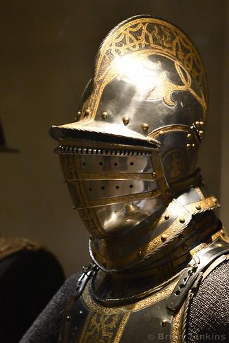 Armour Garniture (c. 1580-5)