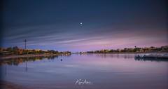 The moon far away! (hamidrezaaskari) Tags: elgouna egypt leefilter nikon ngc