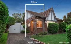18 Winmalee Road, Balwyn VIC