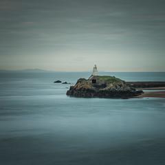 Beacon (Photo Lab by Ross Farnham) Tags: wales snowdonia coast lighthouse sea ocean sony a7rii 24105mm f4 landscape ross farnham