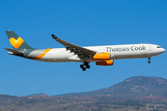 OY-VKH Thomas Cook Airlines Scandinavia A330-300, GCTS, Spain (Sebastian Viinikainen.) Tags: oyvkh thomascook scandinavia a330300 gcts tenerife south sur tfs
