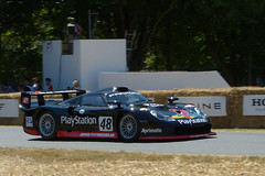 Porsche 911 GT1 Evo 1997 P1420260mods (Andrew Wright2009) Tags: goodwood festival speed sussex england uk historic heritage vehicle classic cars automobiles porsche 911 gt1 evo 1997