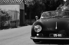 Sortie de route... (NUMERIK33) Tags: porsche collection voiture 356 speedster typea