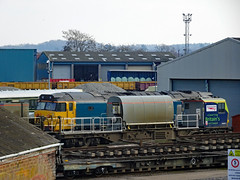 50049 Eastleigh 17.02.19 (Sarum33) Tags: eastleigh 50049 class50