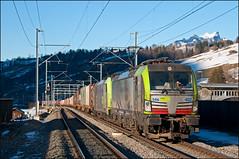 475402, Reichenbach im Kandertal (CH), 16/02/19 (bontybermo402) Tags: lötschbergbahn lötschberg blscargo blsc reichenbach switzerland 402 siemens vectron bls 475402