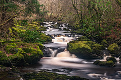 Lower Greeto Falls (Brian Travelling) Tags: scotland longexposure slow shutter greeto falls waterfall water northayrshire