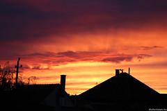 Felsőpakonyi naplemente (MullerAdam_hu) Tags: