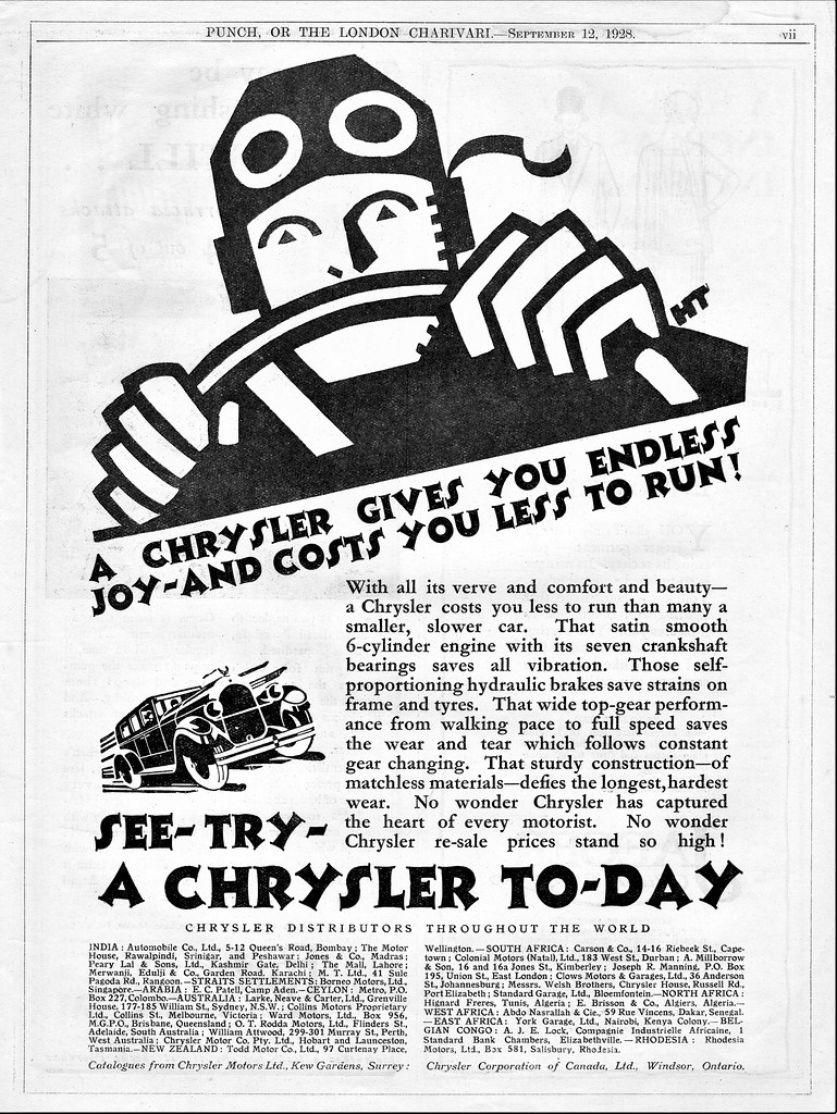 the world s best photos of ad and chrysler flickr hive mind 83 Plymouth Turismo 1929 chrysler ad aldenjewell tags 1929 chrysler uk ad