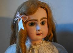 """Back from """"Le festival européen de la poupée"""" 22/25 (tatika2mag) Tags: poupée doll jumeau anticdoll poupéeancienne poupéeporcelaine bisquedoll"""